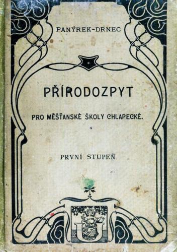 PanyrkuvPrirodozpyt I 1908 Stránka 01