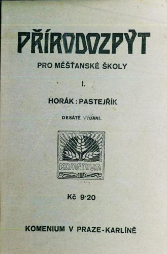 Horak Pastejrik Prirodozpyt ProMestanskeSkoly I 1930 Stránka 01