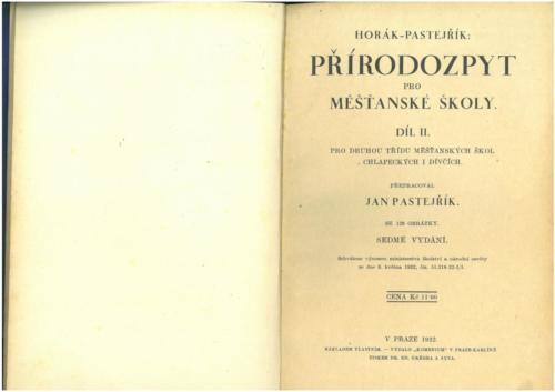 Horak Pastejrik Prirodozpyt ProSkolyMestanskeDivci II 1932 Stránka 04