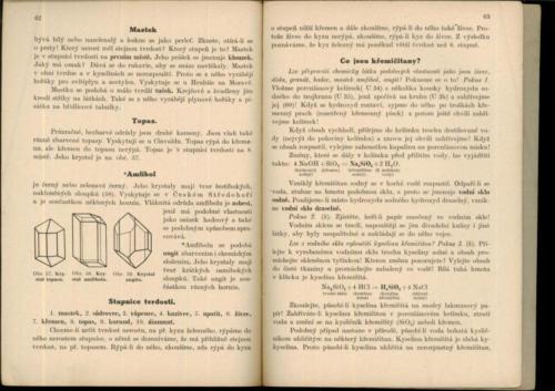 Pastejrik Prirodozpyt NeustrojnaChemiesMineralogii ProIITridu Mest Skol 1934 Stránka 33